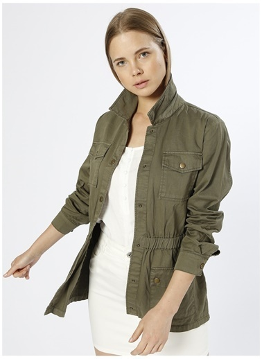 Vero Moda Ceket Yeşil